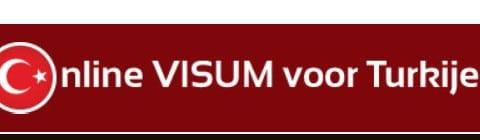 Online Visum voor Turkije