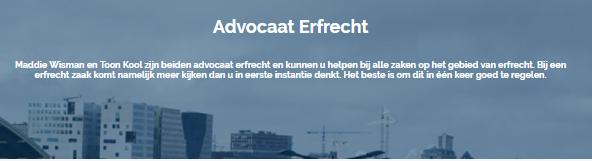 VvE en appartementsrecht | Brenner Advocaten