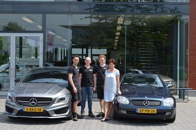 Ga voor advies naar een goede Mercedes specialist